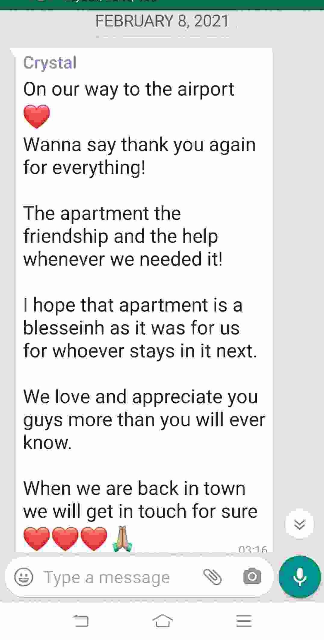 service apartments in Mumbai reviews