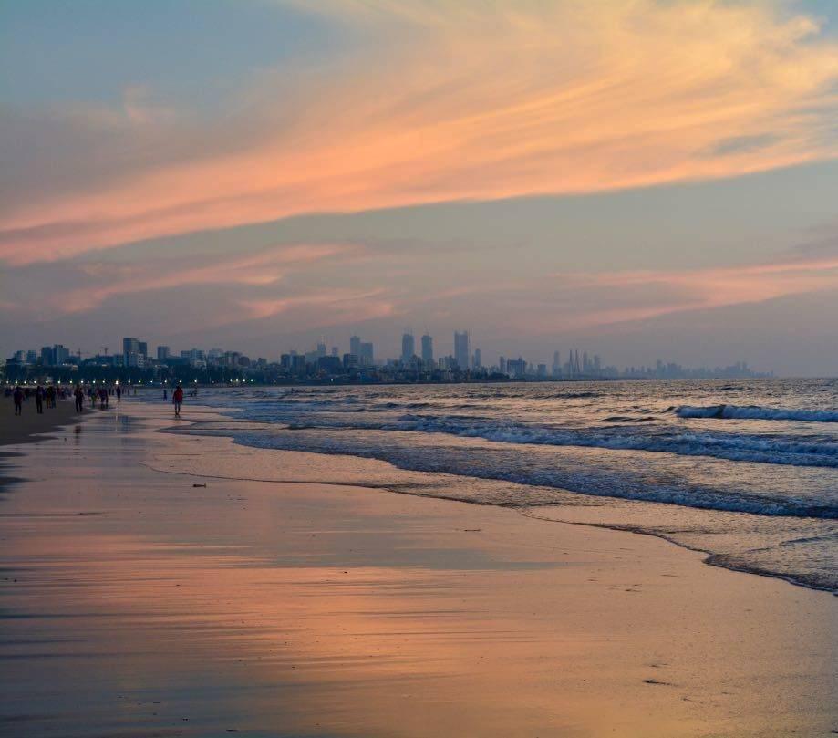 Mumbai Beaches